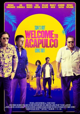 Welcome to Acapulco's Poster