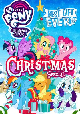 My Little Pony: Best Gift Ever 's Poster