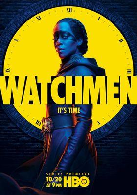 Watchmen 's Poster