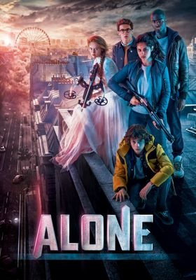 Alone 's Poster