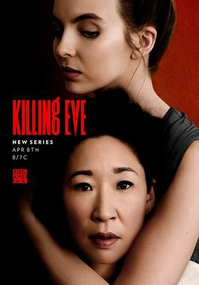 Killing Eve Season 1's Poster