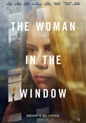 The Woman In The Window's Poster