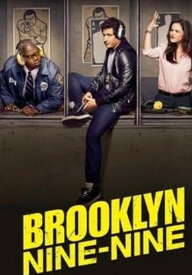 브루클린 나인-나인 시즌 5의 포스터