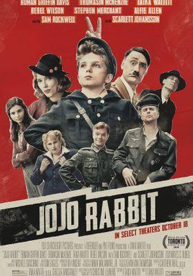Jojo Rabbit's Poster