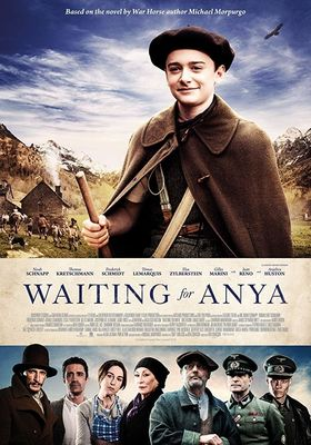 Waiting for Anya's Poster