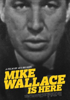 Mike Wallace Is Here's Poster