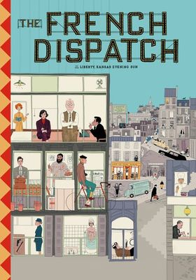The French Dispatch 's Poster