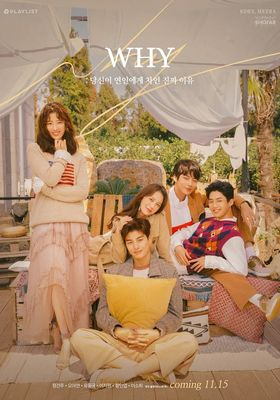 W.H.Y: What Happened to Your Relationship 's Poster
