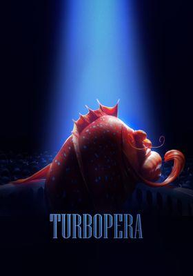 물고기 오페라단의 포스터
