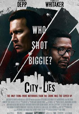 City of Lies's Poster