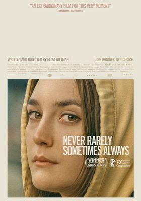 Never, Rarely, Sometimes, Always 's Poster
