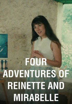 Four Adventures of Reinette and Mirabelle's Poster