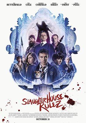 『スローターハウス・ルールズ』のポスター