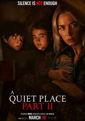A Quiet Place Part II's Poster