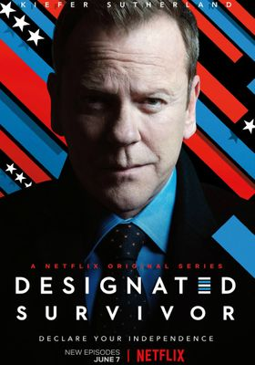 Designated Survivor Season 3's Poster