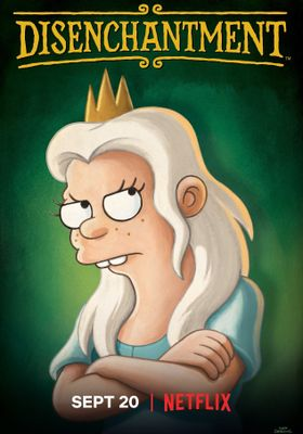 Disenchantment Season 2's Poster