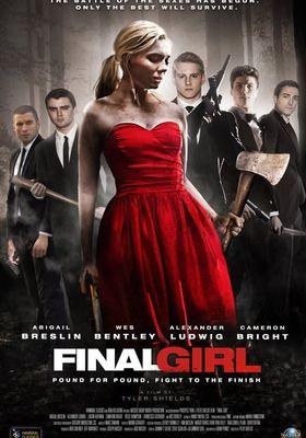 Final Girl's Poster