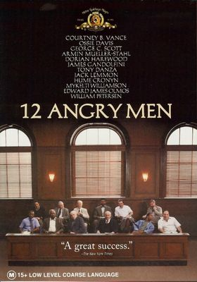12 Angry Men's Poster
