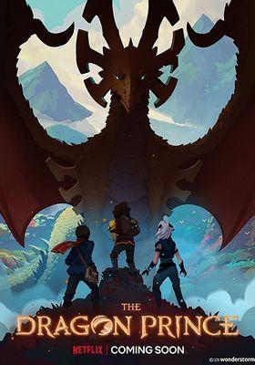 The Dragon Prince Season 1's Poster