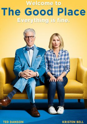 The Good Place Season 1's Poster