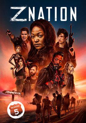 Z Nation Season 5's Poster