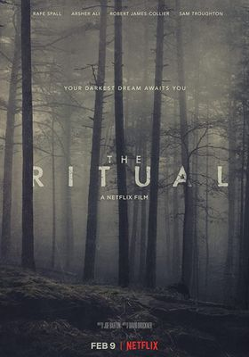 The Ritual's Poster