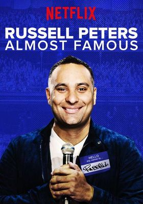 Russell Peters: Almost Famous's Poster