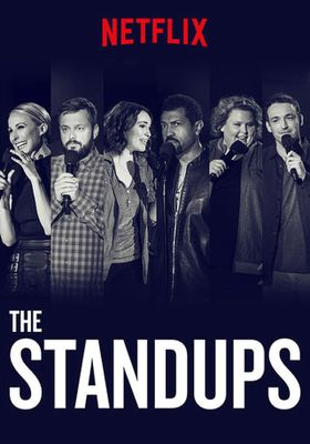 The Standups Season 1's Poster