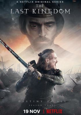 『ラスト・キングダム シーズン3』のポスター