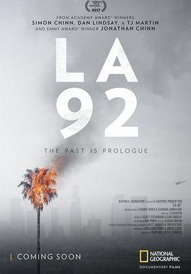 LA 92's Poster