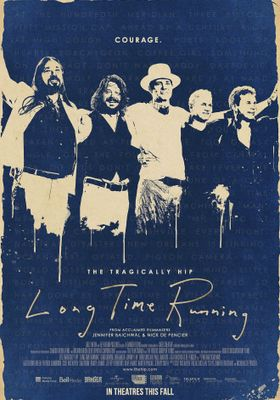 Long Time Running's Poster