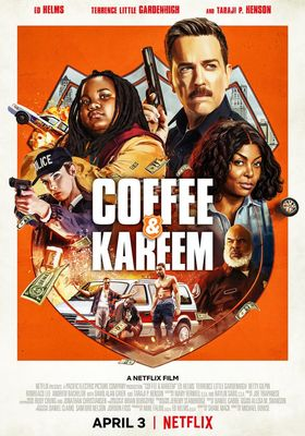 Coffee & Kareem's Poster