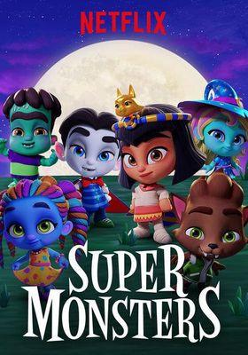 Super Monsters Season 3's Poster