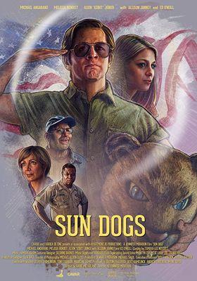 『サン・ドッグス -生きる意味を探して-』のポスター