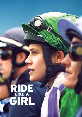 Ride Like a Girl's Poster