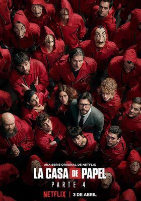 Money Heist Season 4's Poster
