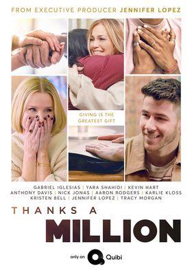 Thanks a Million 's Poster