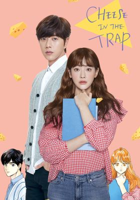 Cheese in the Trap's Poster