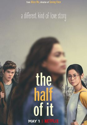 The Half of It's Poster