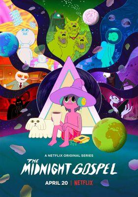 The Midnight Gospel's Poster