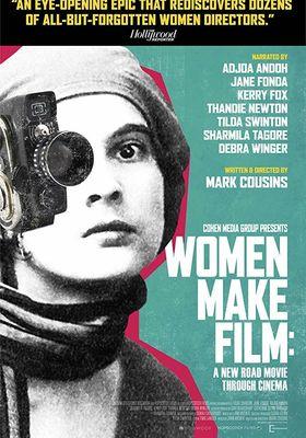 Women Make Film: A New Road Movie Through Cinema's Poster