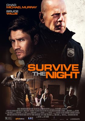 Survive the Night 's Poster