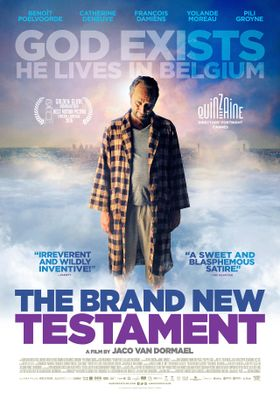 The Brand New Testament's Poster