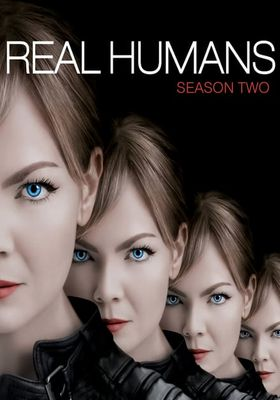 Real Humans Season 2's Poster