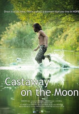 Castaway on the Moon's Poster