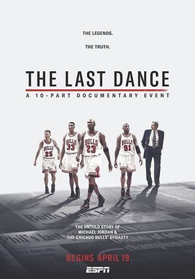 The Last Dance 's Poster