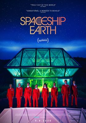 Spaceship Earth's Poster