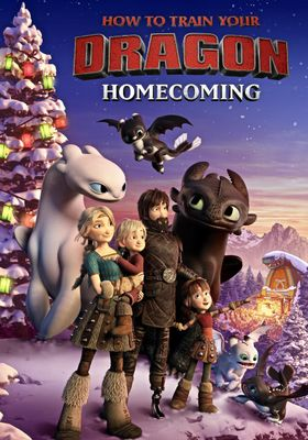 How to Train Your Dragon: Homecoming's Poster