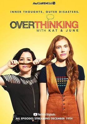 Overthinking with Kat & June 's Poster