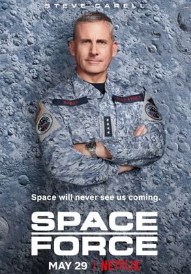 Space Force 's Poster